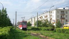 Angarsk tram 71-605 139