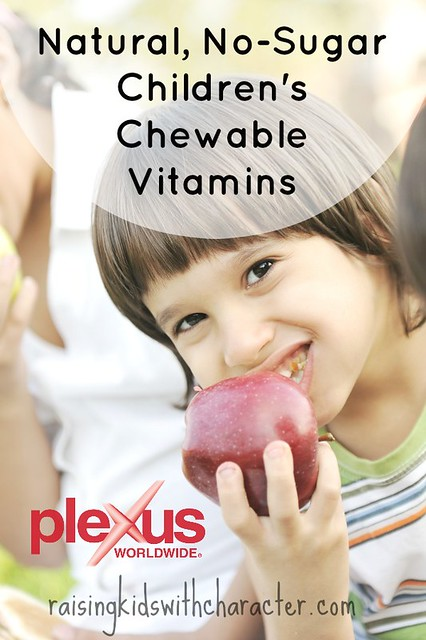 Natural, No-Sugar, Children's Chewable Vitamins