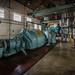 English Electric Turbine at Kodak, Harrow