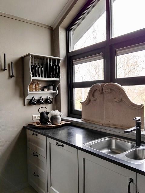 Keuken sober landelijk