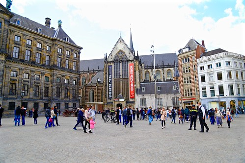 Dam Square, Amsterdam