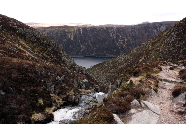Hike to Lochnagar and Loch Muick