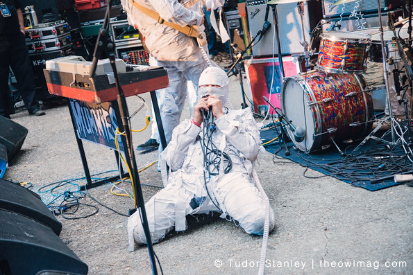 The Mummies @ Burger Boogaloo  07-04-2015