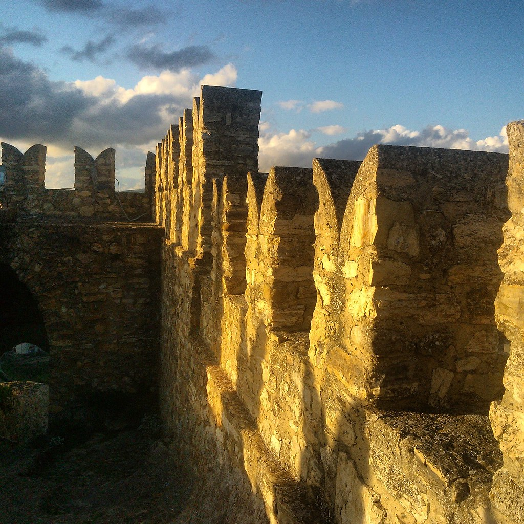 Panorama Castello di Sperlinga