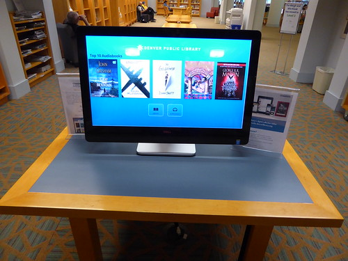 ebooks - Main Library, Denver Public Library, CO