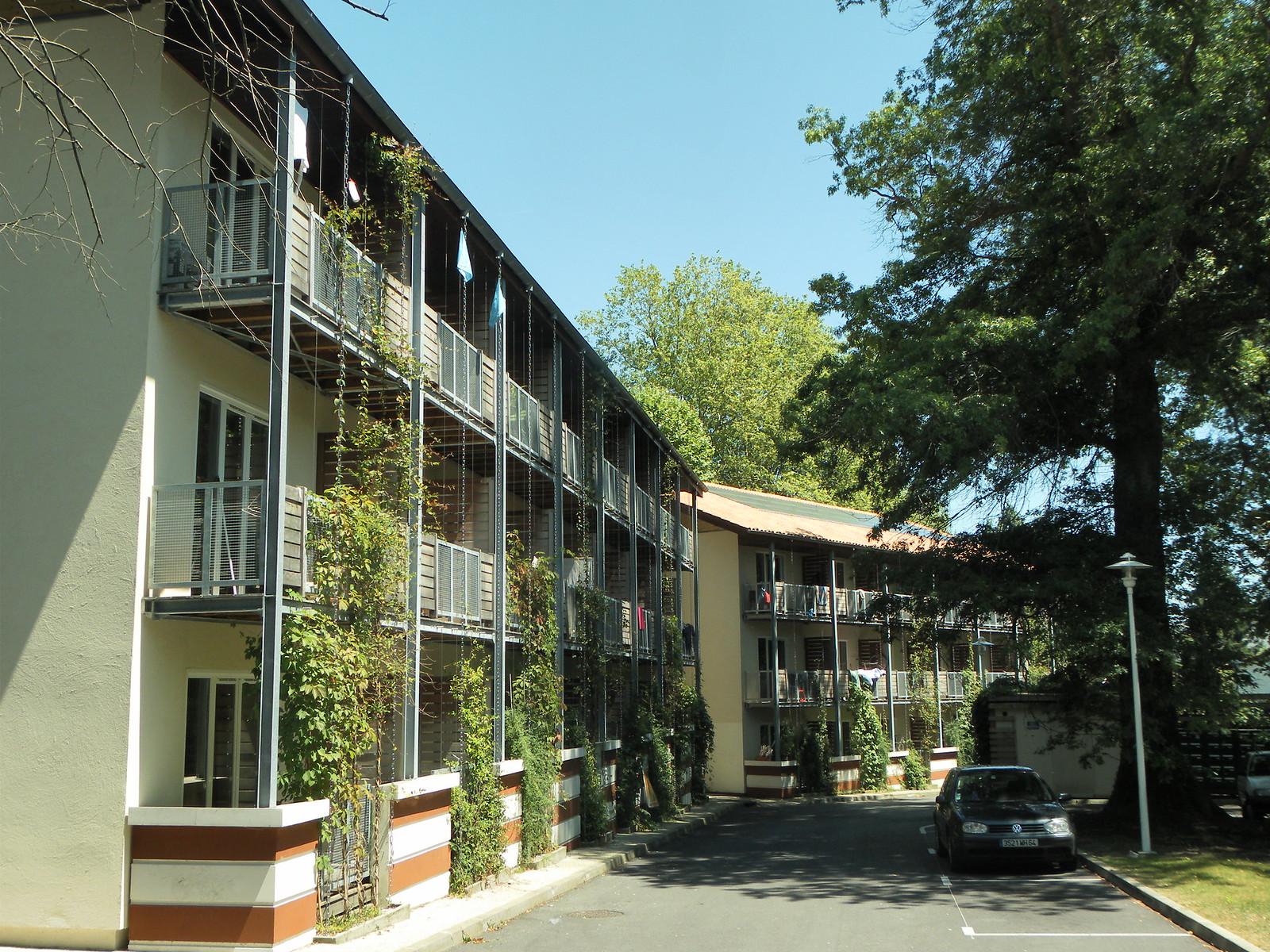 Résidence Universitaire Crous Roland Barthes- Bayonne - Extérieur