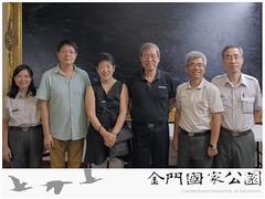 畫家劉平衡再訪古寧頭-01