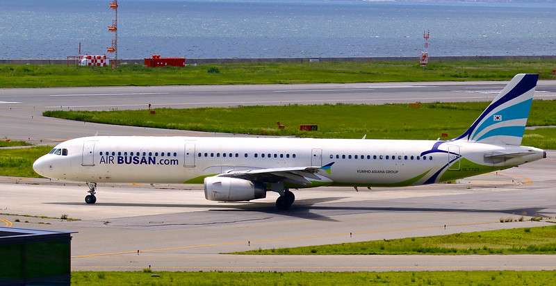 Air Busan HL7723 (Airbus A321