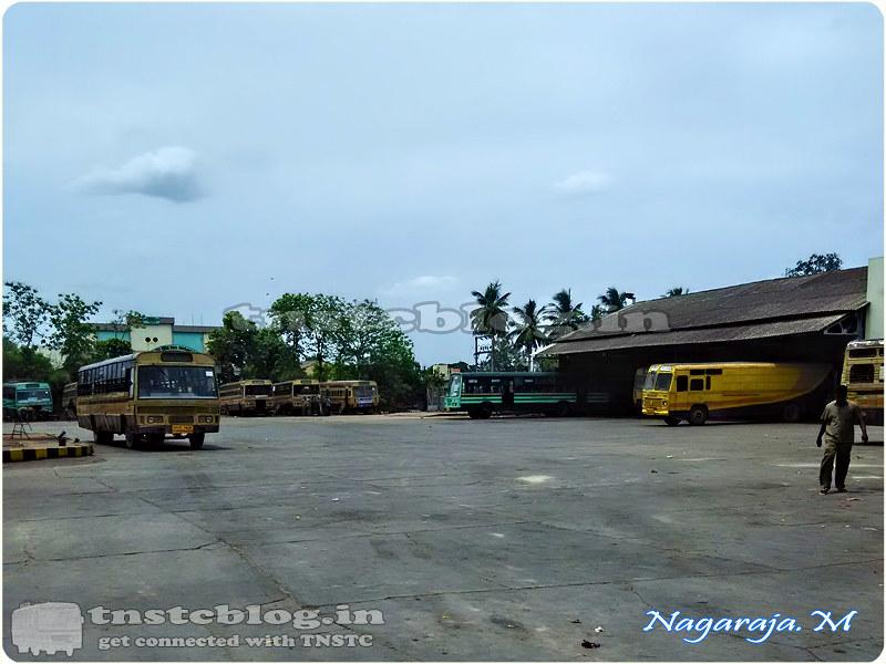 Panruti Depot