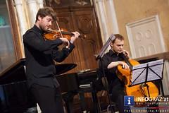 """Charity-Konzert – Kammermusik für Afrika """"music make me smile"""" Graz"""