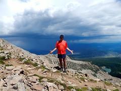 climbing Mount Sopris, CO - 18
