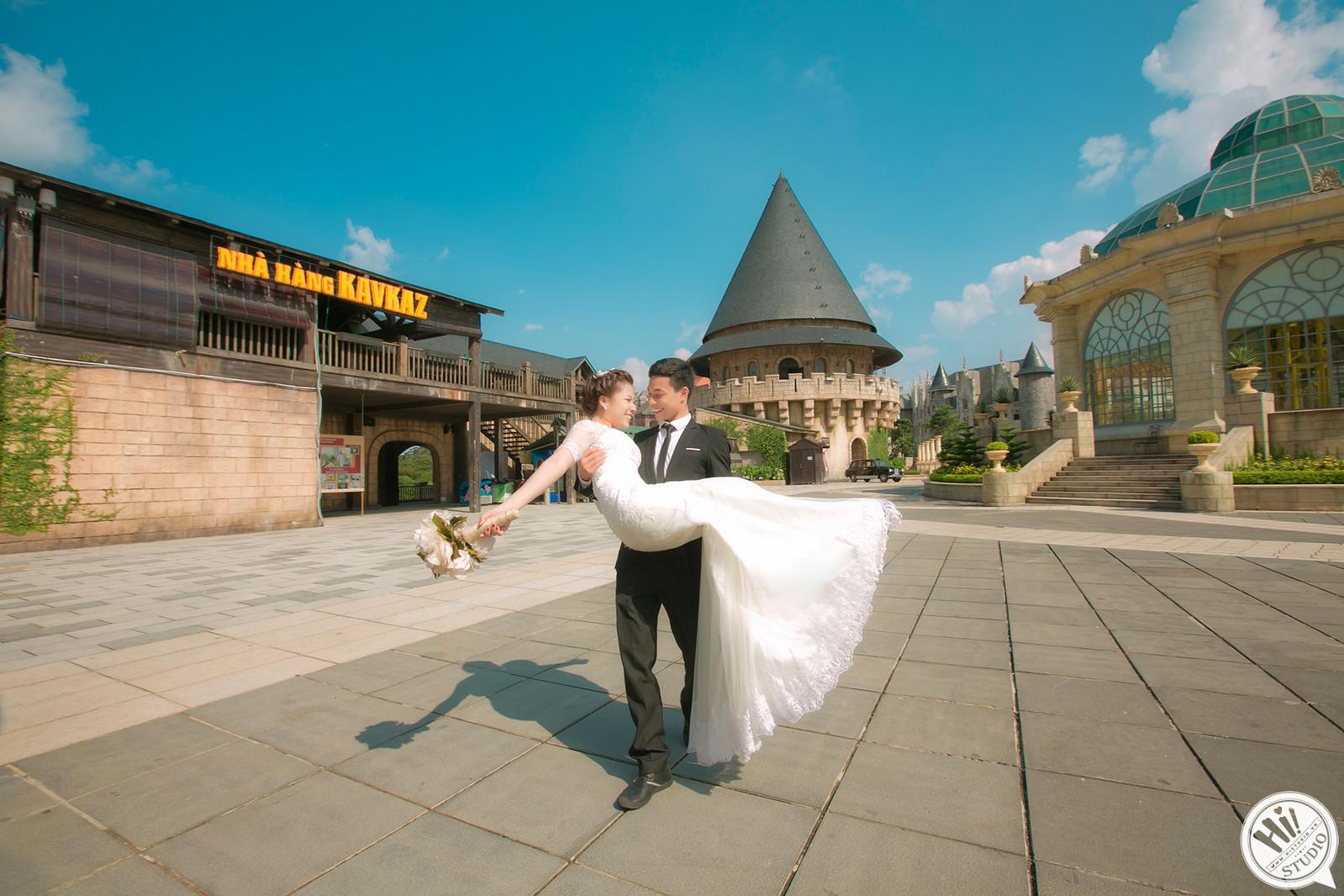 Ảnh cưới đẹp Đà Nẵng Duyên Quý