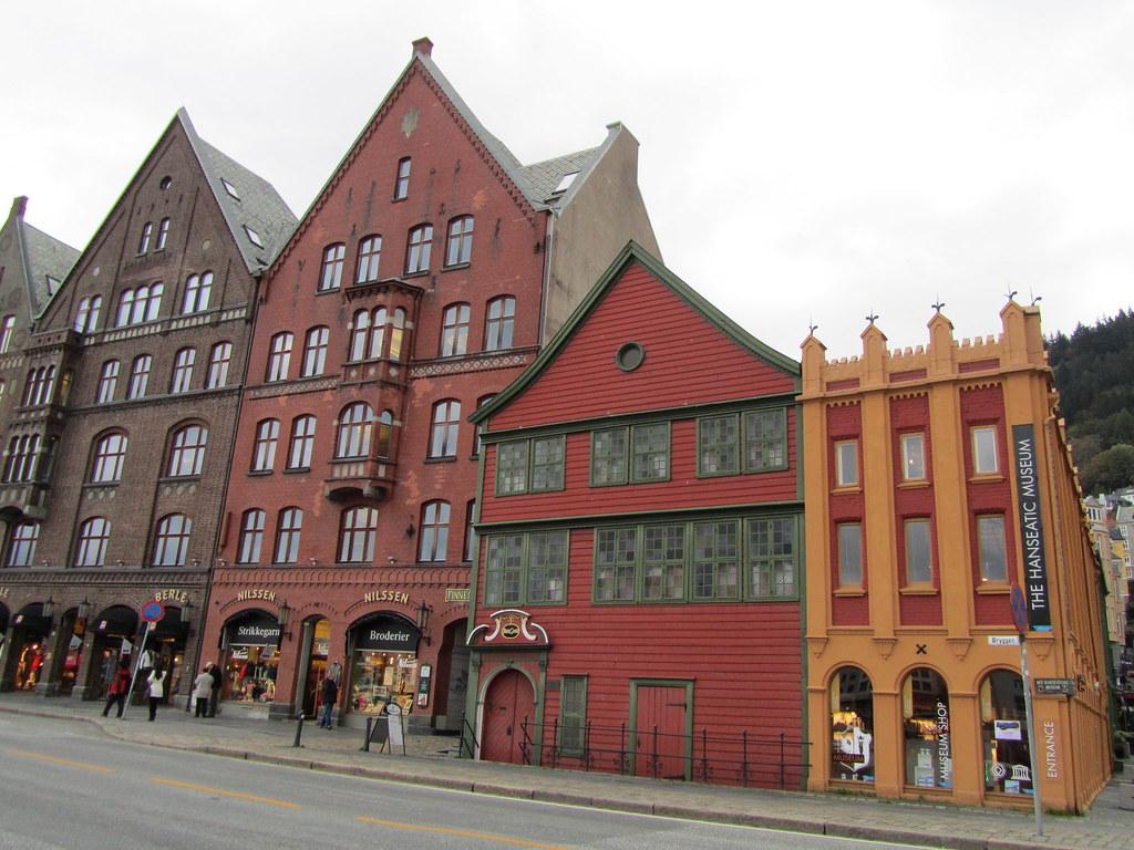 Museo Hanseático de Bergen