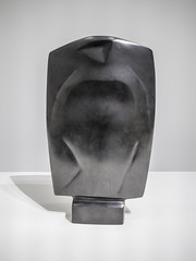 Femme plate V - Alberto Giacometti - Vers 1929 - Bronze