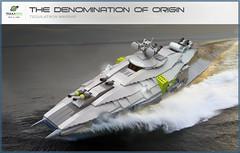 The Denomination of Origin - DA2 - Warship
