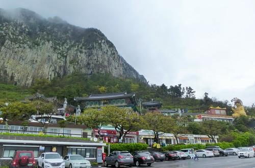 Co-Jejudo-Seogwipo-Sentier Olle 10-Sanbangsan (27)