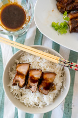 Soy Sauce Braised Pork Belly