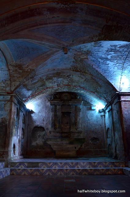 nagcarlan underground cemetery 13