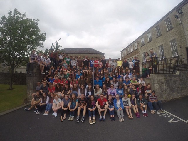 senior camp 2015 group pic