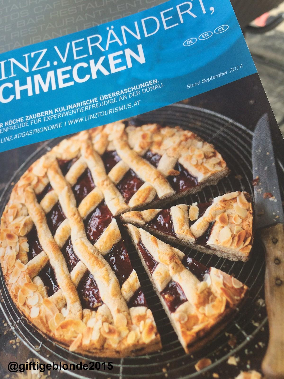 Linzer Torte - Linz entdecken