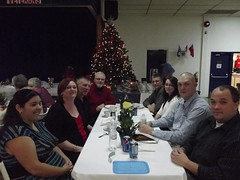 Christmas Luncheon, 1 Dec 12