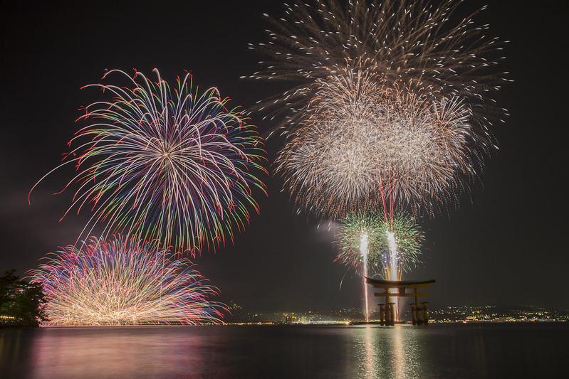 宮島水中花火大会20150811_20
