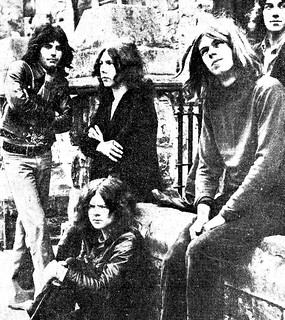 Freddie Bulsara nei Sour Milk Sea - 1970