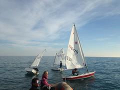 Anul·lada la 1ra prova de la Vela Tarquina 2017