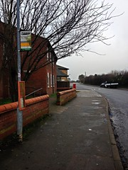 Forgotten Bedfordshire Bus Stops - St Thomas's Road, Stopsley