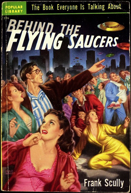 Popular Library 326 (March, 1951). First Printing. Cover Art by Earle Bergey