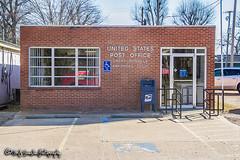 US Post Office   Crawfordsville, Arkansas 72327