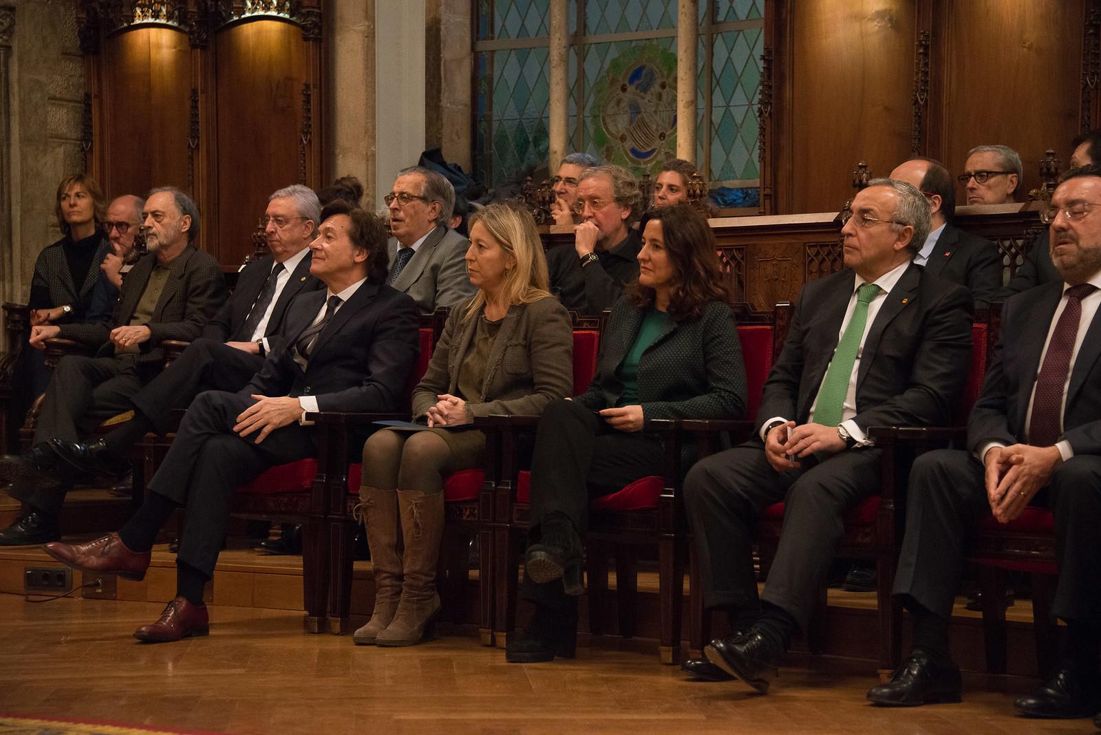 dv., 03/02/2017 - 11:14 - Presentació del 25è aniversari dels Jocs de Barcelona '92