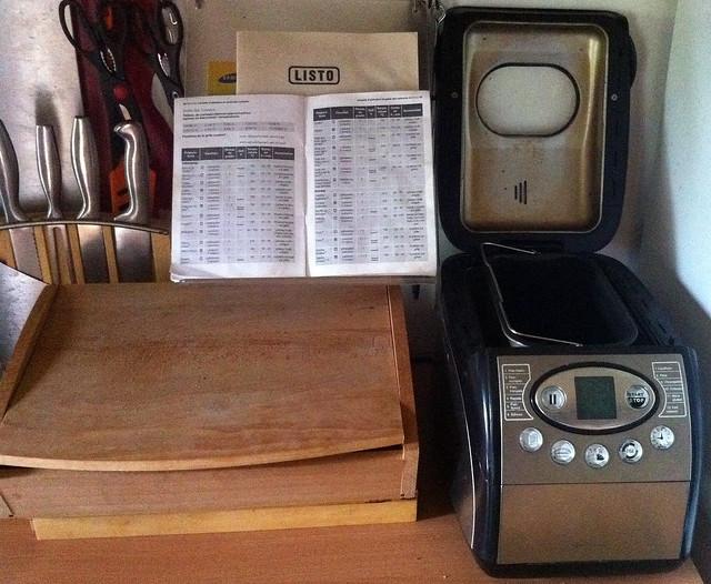 machine à pain Carrefour Home