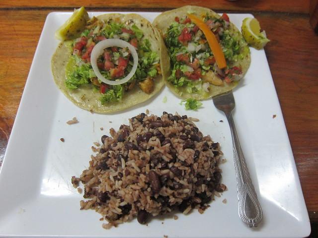 Mexican-Nicaraguan Food