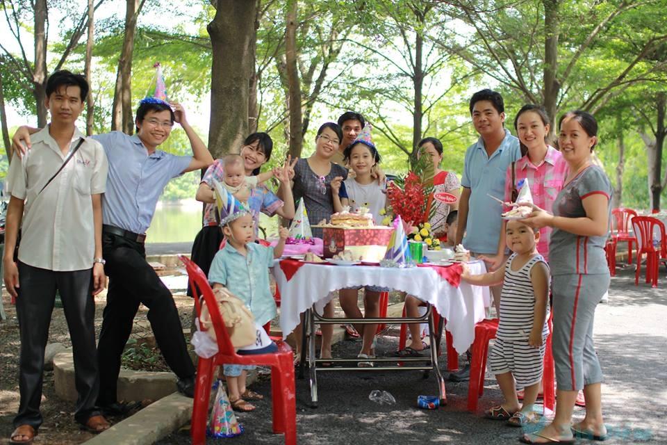Tổ chức tiệc tại Khu du lịch Thủy Châu
