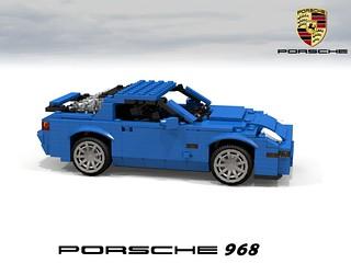 Porsche 968 Coupe (1992)