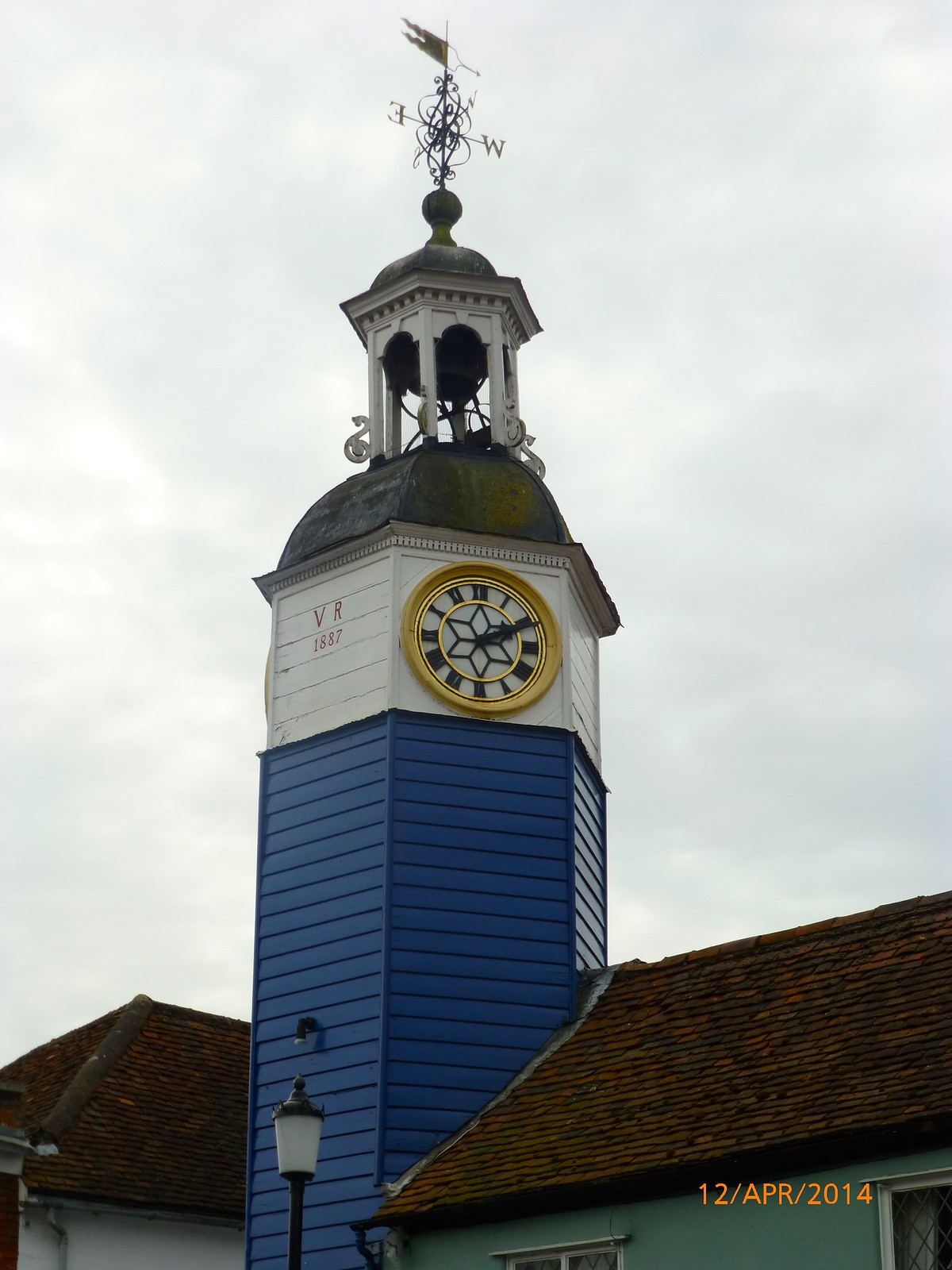 Clock Tower, Coggeshall SWC Walk 216 Kelvedon Circular