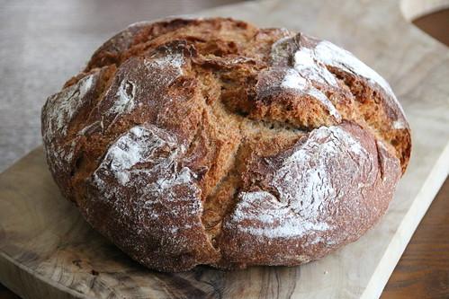 ̣���������롡Le pain au seigle et miso rouge