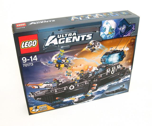 Review - 70173 Ultra Agents Ocean HQ από BRICKSET 19422516159_ec8e060f71_z