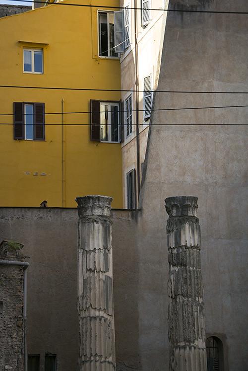 Rome Via delle Botteghe oscure