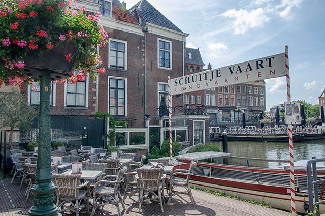 Rondavaart Leiden