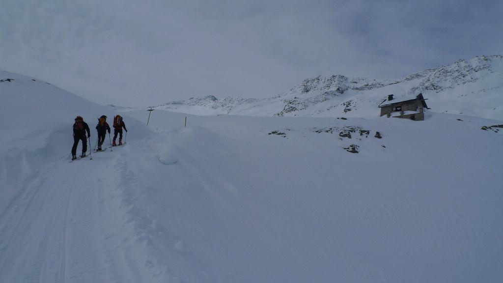 Langtalereckhütte Ötztaler Alpen / Alpi Venoste Austria photo 03