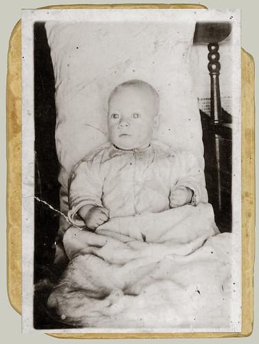 Portrait of a Small Child
