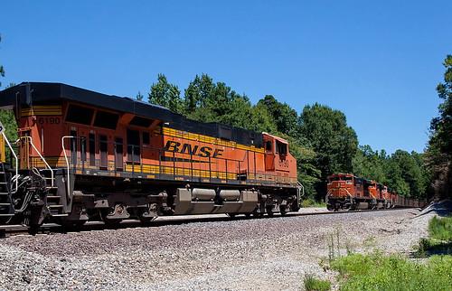 BNSF Trains C-BTMPAM0-69 & E-PAMNAM0-73