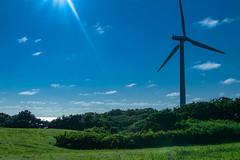 上平グリーンヒルウィンドファーム8・Kamihira Greenhill Wind Farm