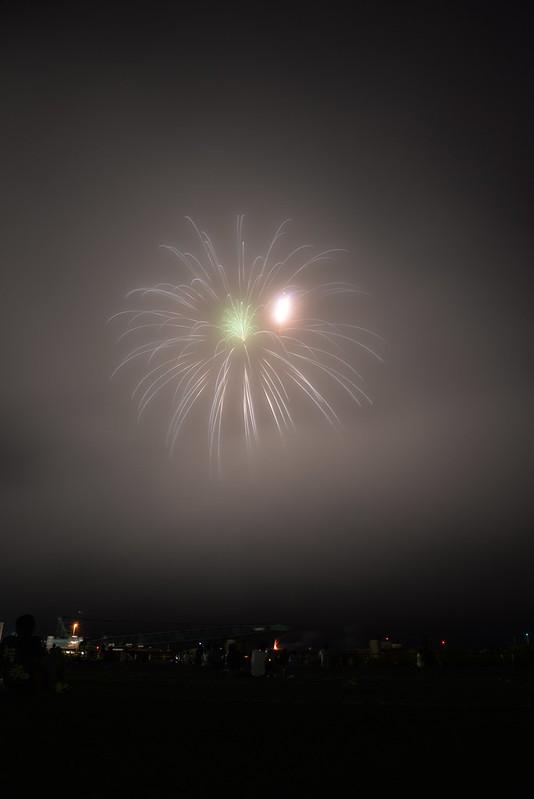 150811 夏の青春18きっぷの旅 茨城編 那珂湊海上花火大会
