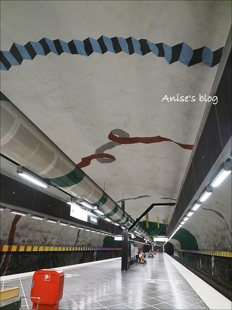 斯德哥爾摩藝術地鐵039