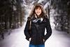 Winter Portrait by Mathias Heller