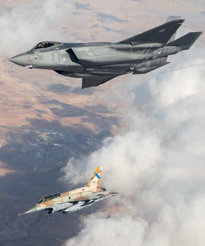 إسرائيل تتسلم أولى مقاتلات «إف 35» الأميركية في ديسمبر - صفحة 2 31504860691_967829ac1c_b