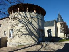 Bauthéon.Le château de Bauthéon.7